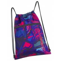 Worek na obuwie Coolpack Shoe Bag, Crazy Pink Abstract A293