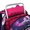 Plecak szkolny dwukomorowy dla dziewczynki Topgal LYNN 18009