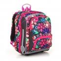 Tornister, plecak usztywniany dla dziewczynki Topgal BEBE 18008