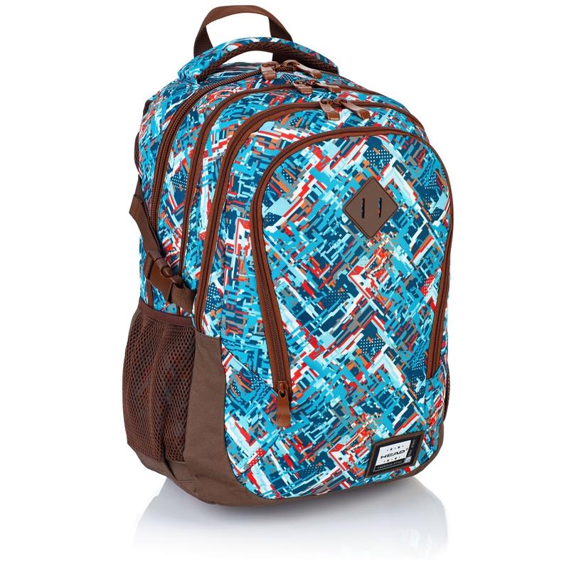 427a5067bce10 Plecak szkolny Astra Head HD-85, w kolorowy wzór