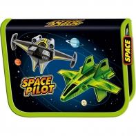 Piórnik jednokomorowy Space BAMBINO