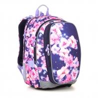 Plecak dwukomorowy dla dziewczynki Topgal MIRA 18019