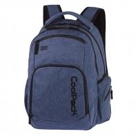 Młodzieżowy plecak szkolny CoolPack Break 29 l, Snow Blue A321