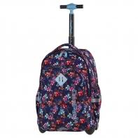 Plecak szkolny na kółkach CoolPack Junior 34 L Tropical Bluish A226