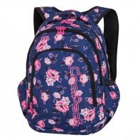 Lekki plecak szkolny CoolPack Prime 23L, Rose Garden A026