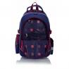 Dwukomorowy plecak szkolny FC Barcelona Barca Astra FC-172