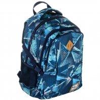 Plecak szkolny Astra Hash HS-17, trójkąty