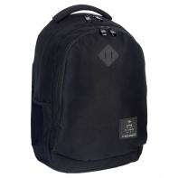 Plecak szkolny Astra Head HD-68, czarny