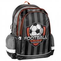 Lekki plecak szkolny z motywem piłki nożnej, Paso