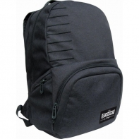 Dwukomorowy plecak szkolny St.Right 26 L, Dim Gray Melange BP35