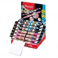 Długopis dwustronny Maped Twin Tip 4 kolory w 1