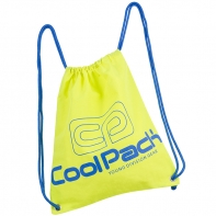 Worek szkolny Coolpack Sprint Neon Yellow