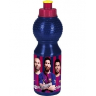 Bidon szkolny 520 ml, FC Barcelona FC-206, Astra