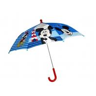 Dziecięca parasolka Myszka Mickey, niebieska