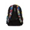 Swiecący plecak szkolny CoolPack LED Joy M 23 L Cartoon A20200 + ładowarka