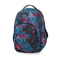 Młodzieżowy plecak szkolny CoolPack Basic Plus 27L, Vibrant Bloom, B03017