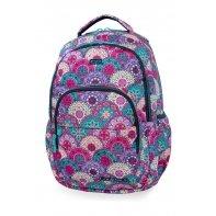 Młodzieżowy plecak szkolny CoolPack Basic Plus 27L, Pastel Orient, B03019