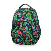 Młodzieżowy plecak szkolny CoolPack Basic Plus 27L, Candy Jungle, B03016