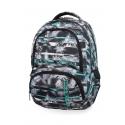 Młodzieżowy plecak szkolny CoolPack Spiner 27L, Palm Trees Mint
