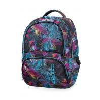Młodzieżowy plecak szkolny CoolPack Spiner 27L, Vibrant Bloom, B01017