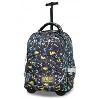 Plecak szkolny na kółkach CoolPack Starr 27 L, Sketch, B35104