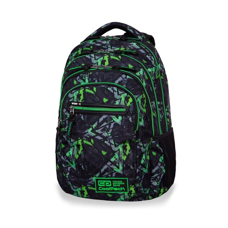 9881837a5be55 Młodzieżowy plecak szkolny CoolPack College Tech 25L