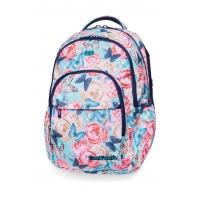 Młodzieżowy plecak szkolny CoolPack Basic Plus 27L, Butterflies, B03127