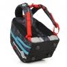 Plecak usztywniany dla chłopca, Topgal BEBE 18046, ze światełkiem