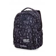 Młodzieżowy plecak szkolny CoolPack Break 30 l, Polar Bears B24051
