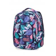 Młodzieżowy plecak szkolny CoolPack Break 30 l, Tropical Mist B24043