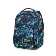 Młodzieżowy plecak szkolny CoolPack Break 30 l, Scribbles B24031