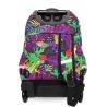 Plecak szkolny na kółkach CoolPack Junior 24 L, Jungle B28041
