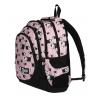Trzykomorowy plecak szkolny St.Right 27 L, Dogs BP6