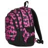 Trzykomorowy plecak szkolny St.Right 27 L, Berries BP6