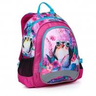 Plecak przedszkolny dla dziewczynki Topgal SISI 19022