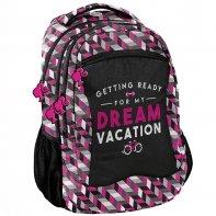 Lekki plecak szkolny Paso, Barbie Dream Vacation