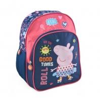 Plecaczek wycieczkowy dziecięcy Świnka Peppa