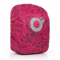 Pelerynka/pokrowiec na plecak Topgal, różowy