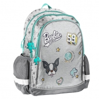 Plecak szkolny dla dziewczynki Paso, Barbie z psem