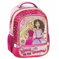 Plecak szkolny dla dziewczynki Paso, różowy Barbie