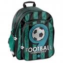 Plecak szkolny dla chłopca z piłką Football, Paso