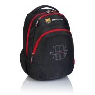 Dwukomorowy plecak szkolny Astra, FC Barcelona FC-239