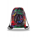 Worek na obuwie Coolpack ©Disney z kultowej bajki Avengers