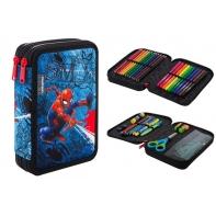Piórnik z wyposażeniem Coolpack ©Disney z motywem Spidermana