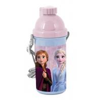 Bidon szkolny / butelka Paso ©Disney KRAINA LODU - FROZEN, Elsa i Anna