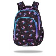 Lekki plecak szkolny CoolPack Prime 23L, Dark Unicorn C25234