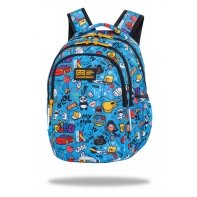 Plecak dwukomorowy 21L Coolpack Joy S, Party Time C48243