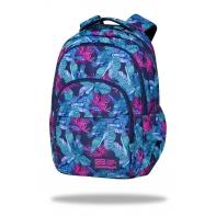 Młodzieżowy plecak szkolny CoolPack Basic Plus 24L Turqoise Jungle