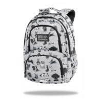Dwukomorowy plecak szkolny CoolPack Spiner 24L, Doggies C01180