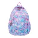 Trzykomorowy plecak szkolny St.Right 29 L, HOLO BP2
